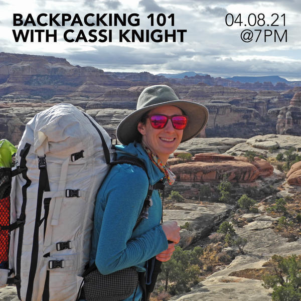 Backpacking 101 Gear List