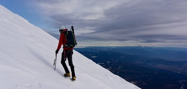 Climbing Mount Hood: Current Conditions
