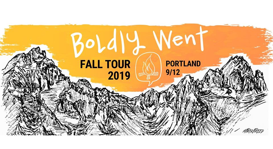 Portland! Boldly Went: Outdoor Adventure Story & Podcast Show